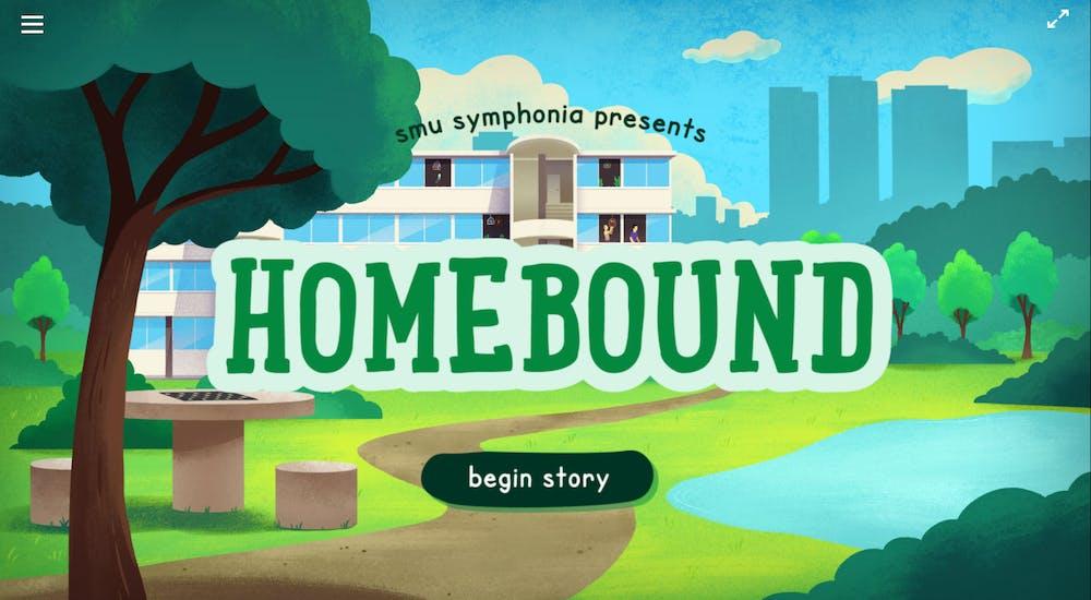 Smu symphonia presents homebound