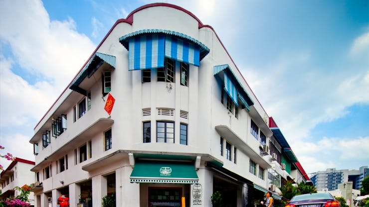 A photo of Tiong Bahru
