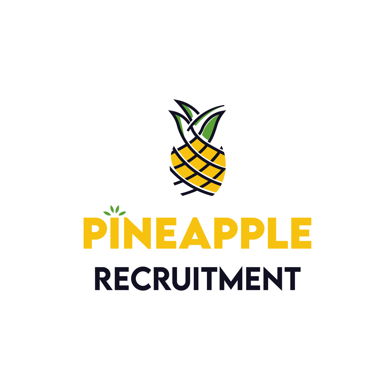 pineapple recruitment logo