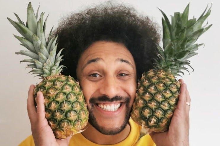 Pineapple Marc