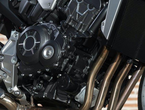 Honda CB1000R exhaust