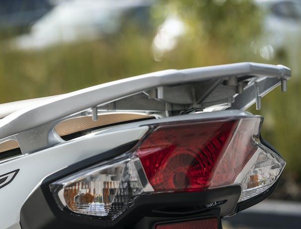 Honda NSC110 Dio in taillight