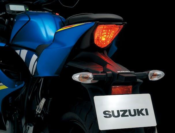 Suzuki GSX-R125 LED taillight