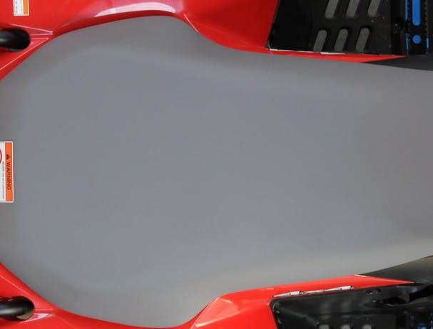 SUZUKI KINGQUAD 400 ASI 4x4 seat