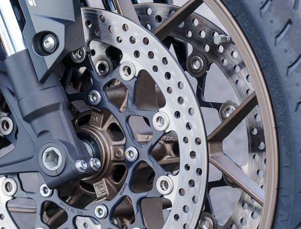 Honda CB650R wheels
