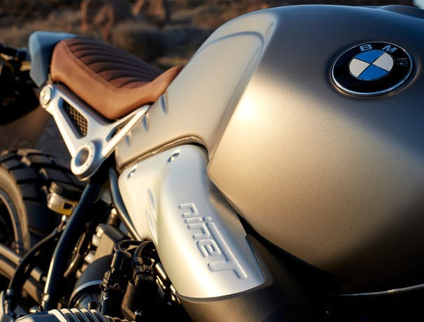 BMW R NINET SCRAMBLER SPEZIAL fuel tank