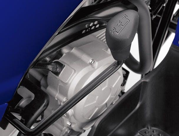 Yamaha Grizzly 90 transmission