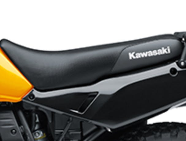 KAWASAKI KLR650 seat