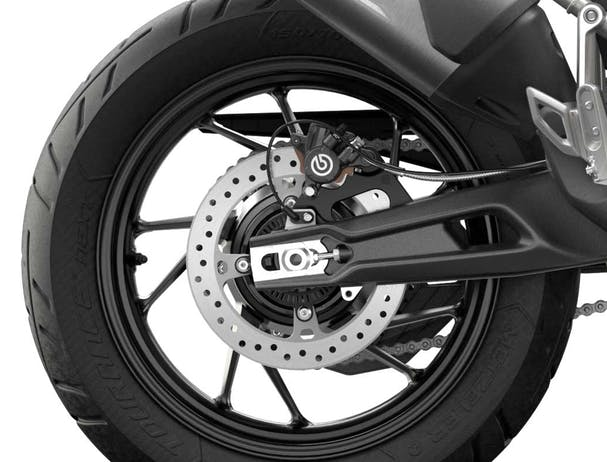 Tiger 900 GT low traction control