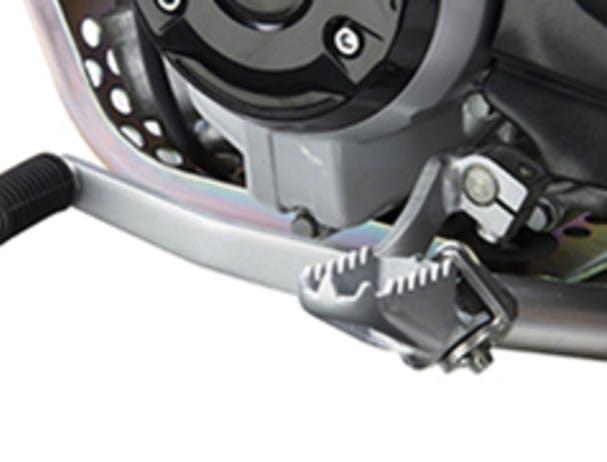 KAWASAKI KLX110RL gear shift lever