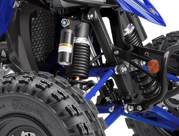 Yamaha YFZ450R suspension
