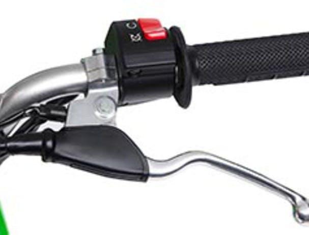 KAWASAKI KLX110RL clutch lever