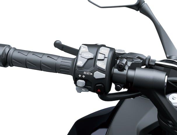 Kawasaki NINJA 1000SX controls
