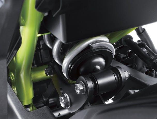 KAWASAKI Z650L rear suspension