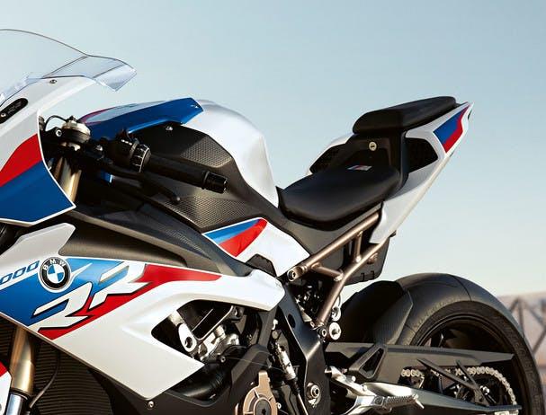 BMW S 1000 RR M SPORT seat