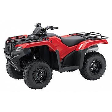 Honda TRX420TM1 features