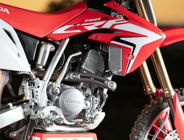 Honda CRF150R engine