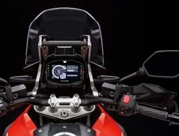 Suzuki V-Strom 1050 handlebar