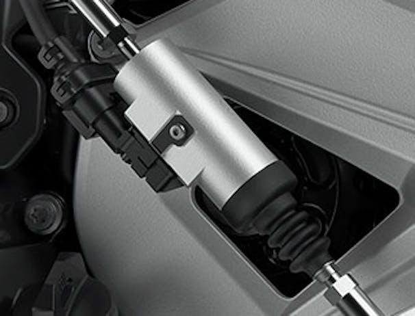 BMW F 900 R gears
