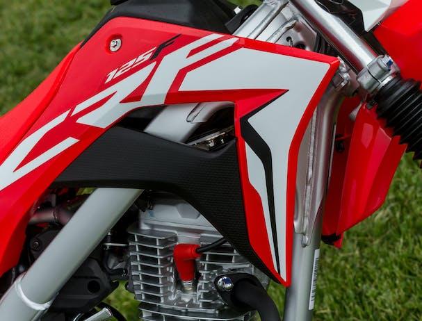 Honda CRF125F body