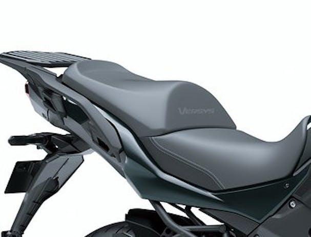 Kawasaki Versys 1000 SE seat
