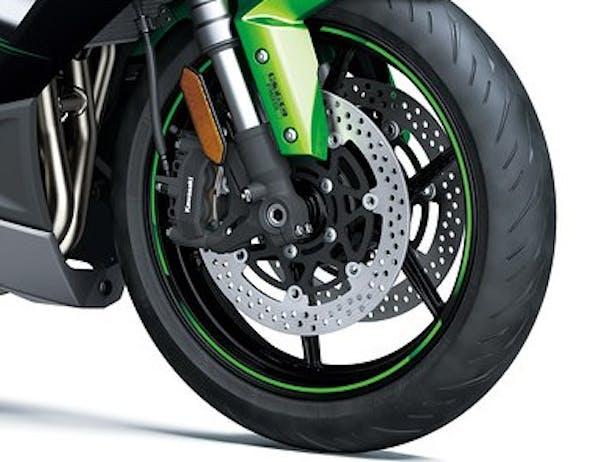 Kawasaki Ninja 1000SX (SE) wheels
