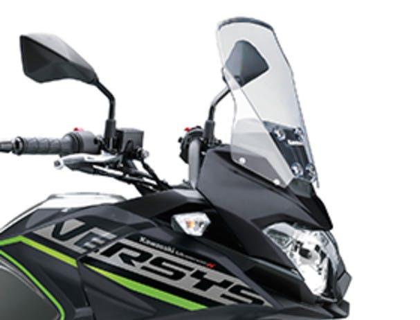 KAWASAKI VERSYS-X 300 windshield