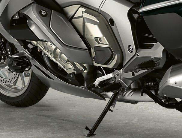 BMW K 1600 GTL ELEGANCE storage compartment