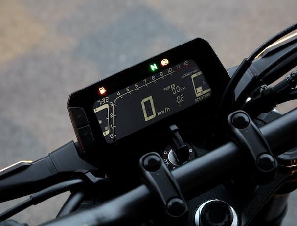 Honda CB300R LCD display