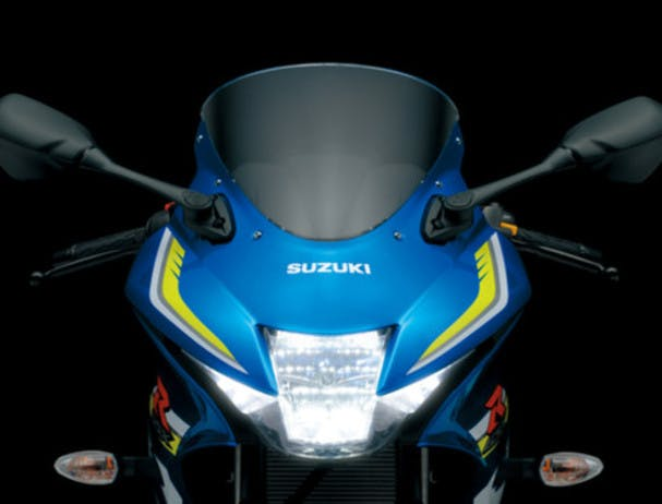 SUZUKI GSX-R125 led light