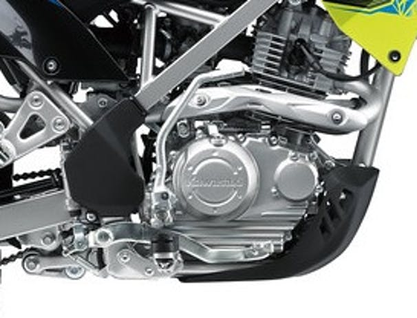 Kawasaki KLX150BF SE engine