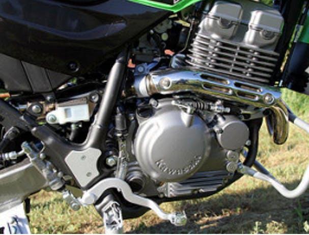 KAWASAKI STOCKMAN 250 engine