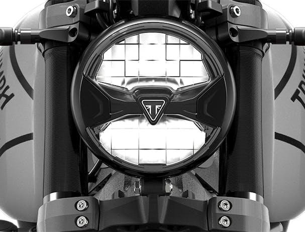 Trident 660 LED headlight