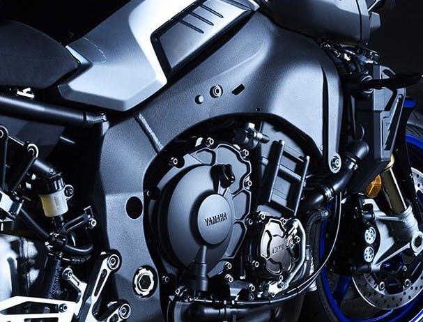 Yamaha MT-10SP Deltabox Frame