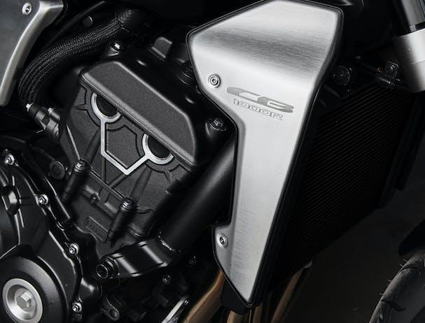 Honda CB1000R radiator