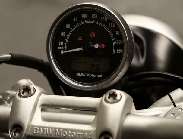 BMW R NINET PURE SPEZIAL speedometer