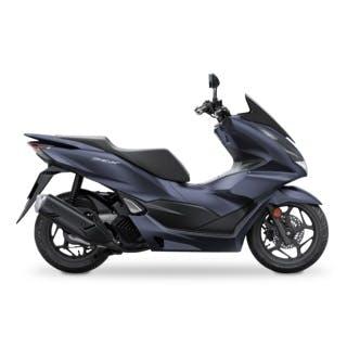 Honda PCX in Foggy Blue Metallic colour