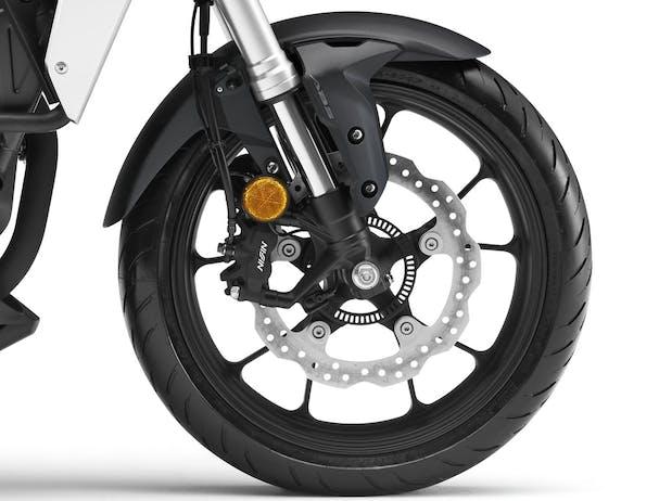 Honda CB300R disc brake