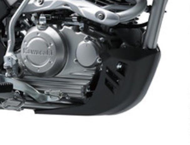 Kawasaki KLX150BF SE engine guard