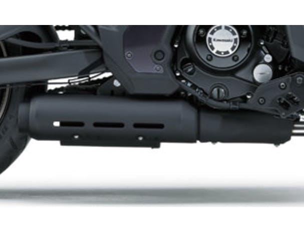 Kawasaki Vulcan S SE's muffler