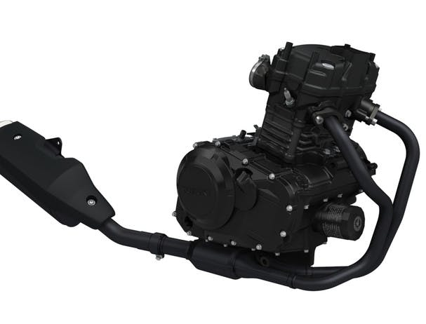 SUZUKI V-STROM 250 engine