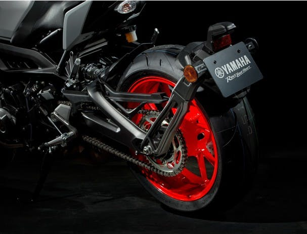 Yamaha MT-09 Rear Fender