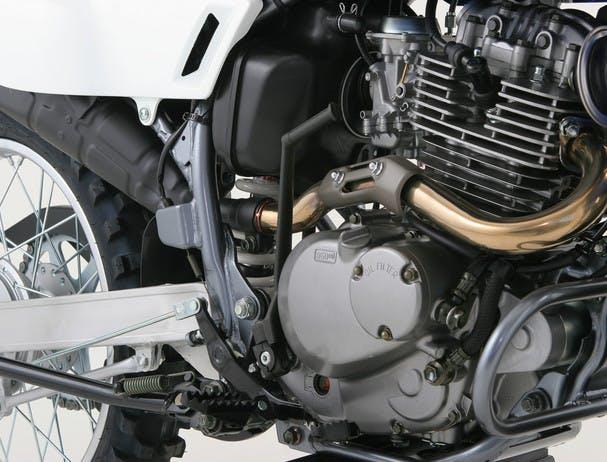 SUZUKI TROJAN engine