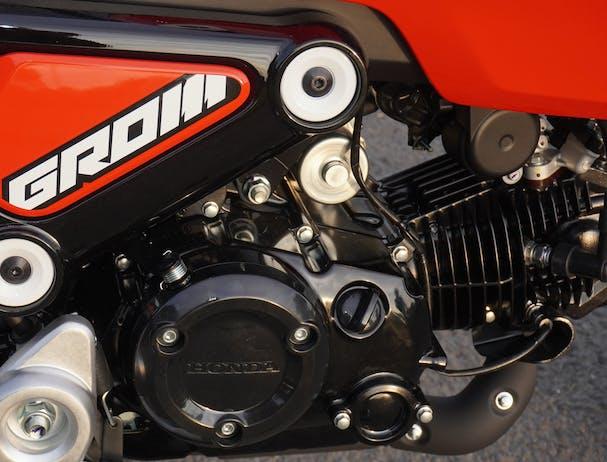 Honda GROM engine