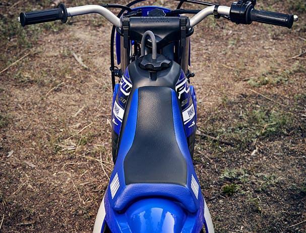 Yamaha PW50 Seat Height