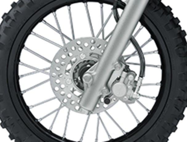 KAWASAKI KX65 disc brake