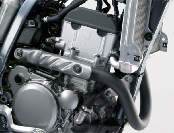 SUZUKI DR-Z400SM engine