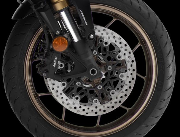 Honda CB650R wheel