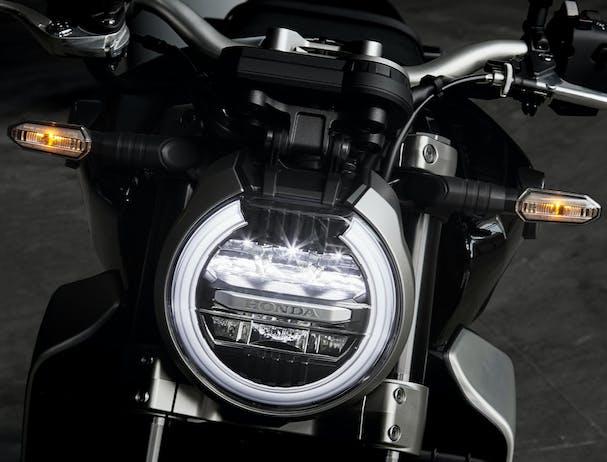 Honda CB1000R LED headlight