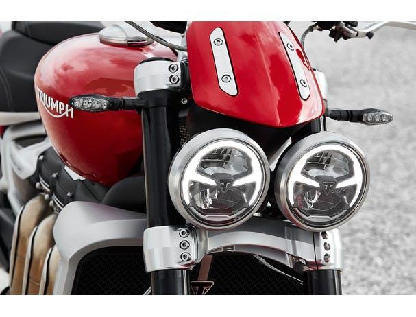 Triumph Rocket 3 R Headlight